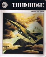 Thud Ridge: American Aces In Nam Front Cover by derrickthebarbaric