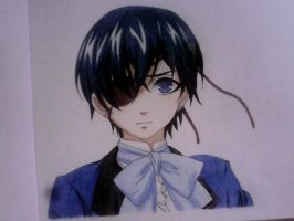 Ciel Phantomhive by Yourlonglostsister