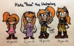 Kate's Age Chart by TuxSonic