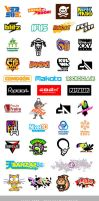 Logo collection 1 by RoninYorch