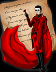 The Phantom of the Opera by lizluvsanime2