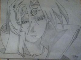 Itachi Uchiha by Tonnie95