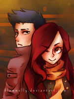Autumn is coming by flowmelly