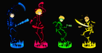 EarthBound TRON-ified by Ppeacht