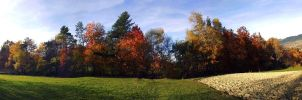 Colourful panorama by ANorthernStar