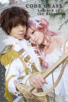 Code Geass-Euphemia and Suzaku by Cheriikyandi01