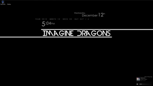 Imagine Dragons by NiinjaStyle