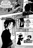 snarry doujin page the sixth by onegreyelephant