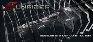 Sunrider Under Construction by LoveinSpace