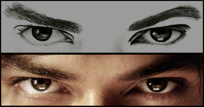 Kili Eyes by NikiLordOfTheLlamas