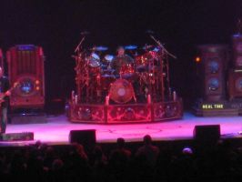 Neil Peart of Rush by jlu650