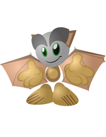 Who Said Bats Can't be Cute? by BatBlaster