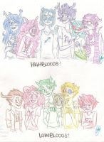 The Highbloods and Lowbloods by Lucy-BiggerHTF