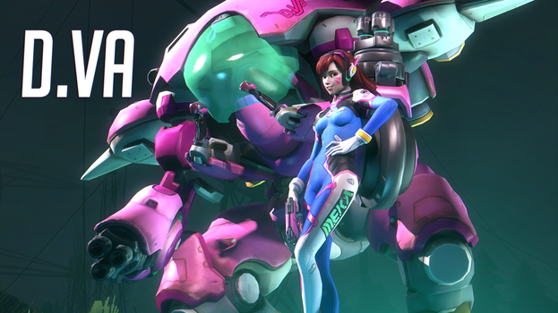 D.VA - MEKA Pilot by Robogineer