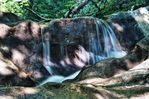 Waterfall at Klevevz by luka567