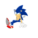 Sonic by Harryfly