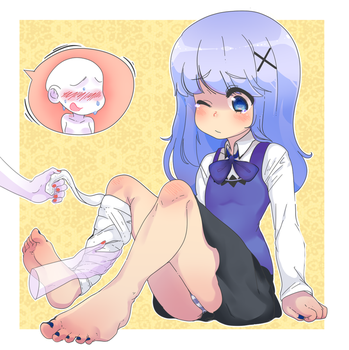 Commission: Chino by WeebSquared
