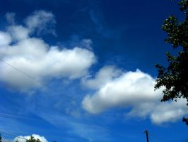 Clear Blue Skys by Chris01125