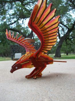 Firebird 3 Side View by Generality