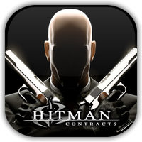 Hitman Contracts Game Icon by Wolfangraul