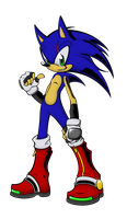 Sonic Ellipse - Style Example by Cornelious-Raidon
