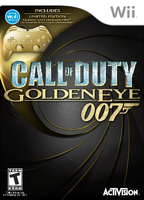 GoldenEye 007 Wii by BeskerB