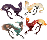 Lyreund Adopts - price reduced~ by Mythrime