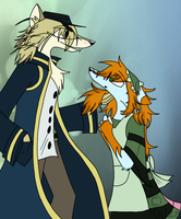 .::Older and still together::. by Kalza