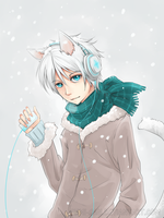 FuNoCo Contest winner - Winter Kawaii by fumi-san