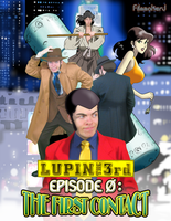 Lupin III_FirstContact COSPLAY by FilmmakerJ