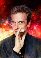 The Twelfth Doctor by sithcub