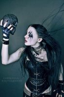 black metal barbie by Ego93