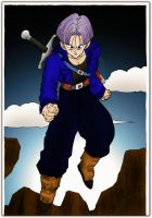 Trunks - Dragon Ball Z by Hikari-Yui