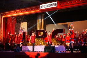 URC Christmas Party: Dreamgirls by josephacheng