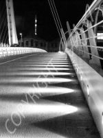 Dublin Bridge by LauraHolArt