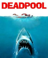 Deadpool vs Jaws by DeadpoolFool