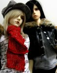 River and Benedict 02 by OCD-4-BJD