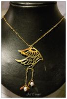 Pathetic Jewelry Fail: Wings by ChronicSleeper