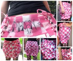 square skirt by piancita