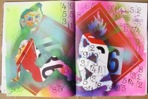 Numbers page by archambers