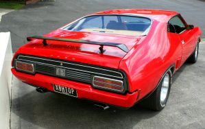 Ford Falcon XB GT351 Coupe by E1969R