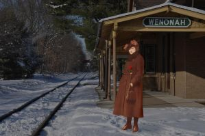 Wenonah Station, a Ghost Story by Rachelevans1013