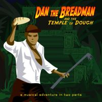 Dan the Breadman CD by pinguino