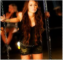 Display Miley Cyrus 02 by anyiii