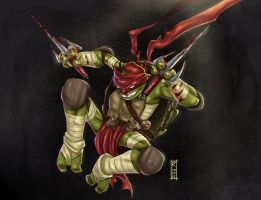 Raphael Cover Art by RCoffee