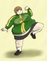 BBW Chie by Oda-Lee
