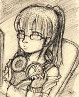 Sketch: Perseverance by quttles