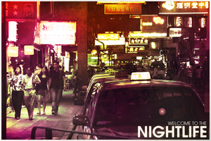 Welcome to the Nightlife by elcrazy