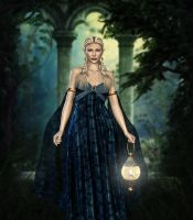 Elven Light by parrotdolphin