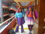 Equestria Girls - Rainbow Rocks by sabrina200415